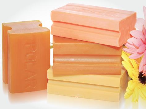 Polar laundry soap bar